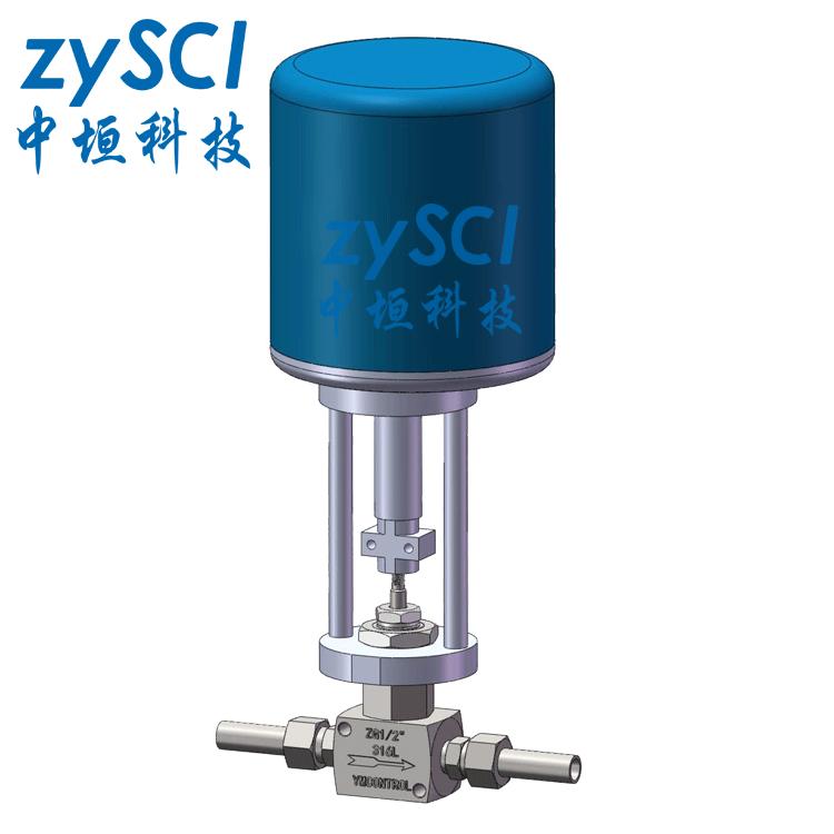 ZAZPE高精度电动微小流量调节阀SNCR